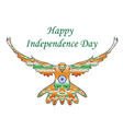 Happy India Independence Day Independence Day vector image vector image