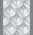 stylized image seashells abstract seamless