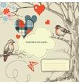 love birds talk