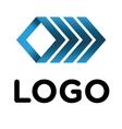 logo device vector image vector image