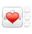 Happy Valentines day romance love heart Angel