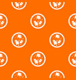 asian sauce pattern seamless vector image vector image
