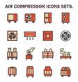 Icon vector image vector image