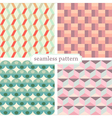 seamless pattern set1 vector image