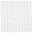 black vertical hand drawn lines seamless vector image
