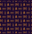 seamless ethnic pattern hand drawn background vector image vector image