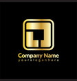 square business image vector image vector image