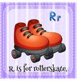 Rollerskate vector image vector image