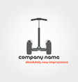 segway and company name vector image