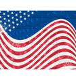usa background EPS10 Contains transparent objects vector image vector image