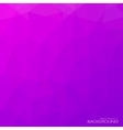 Geometric Triangular Abstract Purple Colors vector image