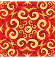 Orient arabesque seamless pattern vector image vector image