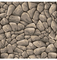 seamless stone background vector image vector image