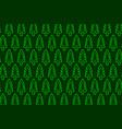 coniferous tree - background vector image