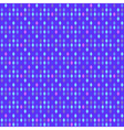 Mosaic glowing ligts violet seamless background vector image