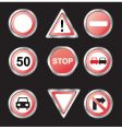 signs of motion vector image