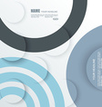 Design - Circles Background vector image