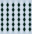 emerald pattern vector image