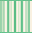green stripes on ivory background seamless repeat vector image