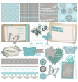 Design elements - vintage lace butterflies vector | Price: 1 Credit (USD $1)