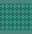 moroccan mosque seamless pattern vector image