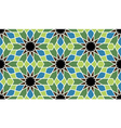 Morocco Seamless Pattern vector image vector image