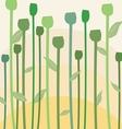 Flowergreen vector image vector image