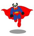 PandaMan4 vector image vector image