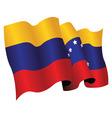 venezuela vector image vector image