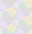 Seamless Watch Pattern2 vector image