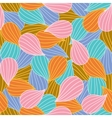 Bulbs Seamless colorful ornamental pattern vector image vector image