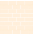 Cream Brick Wall vector image