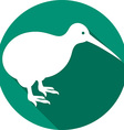 kiwi icon vector image vector image