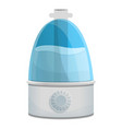 modern humidifier icon cartoon style vector image vector image