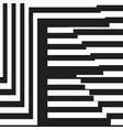 letter e design template vector image