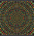 radial lines over a colorful random concentric vector image