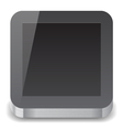 Icon for tablet computer vector image