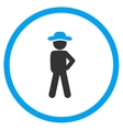 human audacity circled icon