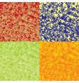 color textures vector image vector image