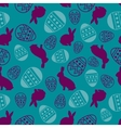 Easter Background Seamless vector image vector image