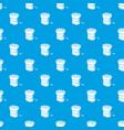 tennis ball machine pattern seamless blue vector image vector image