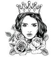 Monochromatic magic woman tattoo and t-shirt