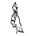 fashion3 vector image