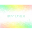 Abstract spring background or frame vector image vector image