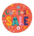Christmas sale 3 vector image vector image