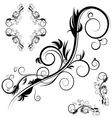 Decorative flourishes vector | Price: 1 Credit (USD $1)