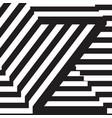 letter z design template vector image