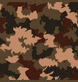 national military cloth uniform background vector image