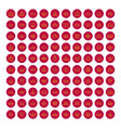 crown icon royal throne leader symbol vector image