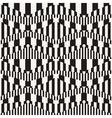 striped ornament vector image vector image